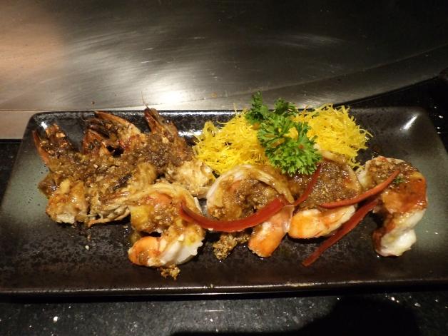 Garlic Chili Shrimp