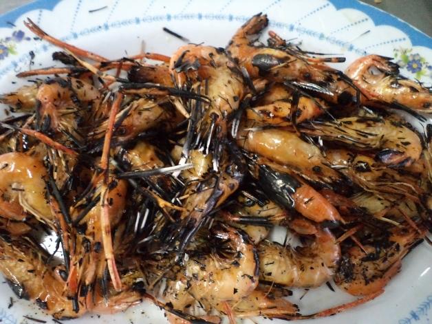 Brittle Shrimp