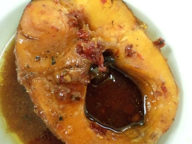 Caramel Fish