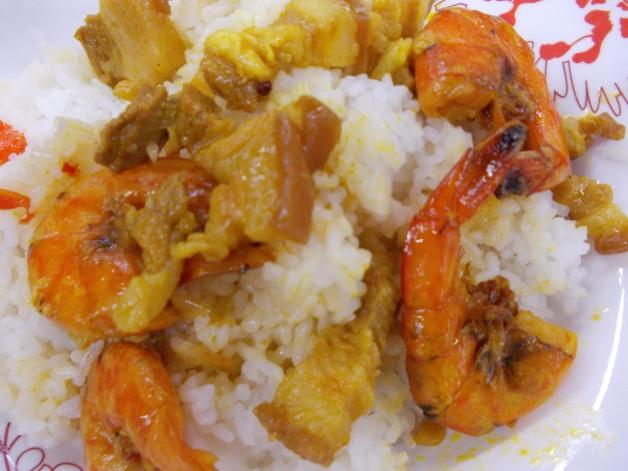 Shrimp and Pork