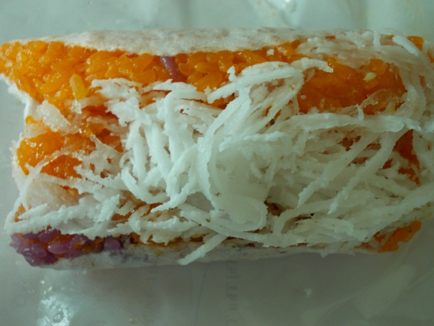 Orange Sticky Rice